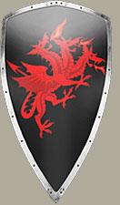 Blason de la Maison Daenerys