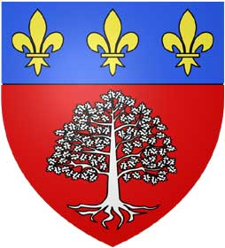 Blason de la Maison Hugues de Calveley