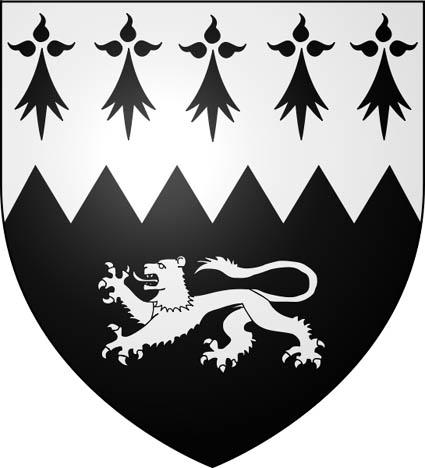 Blason de la Maison Mordred