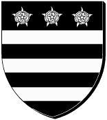 Blason de la Maison Mordred le Preux