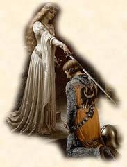 Adoubement du Seigneur Agamemnon